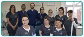 Meet the team of St. Michaels Dental Practice in South Shields