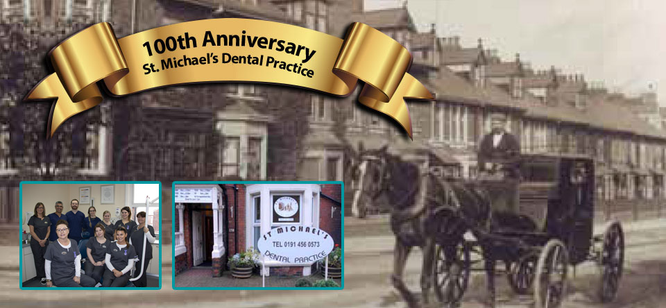St. Michaels Dental Practice - Celebrating 100 years of service